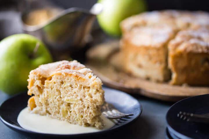 Image of Apple cake