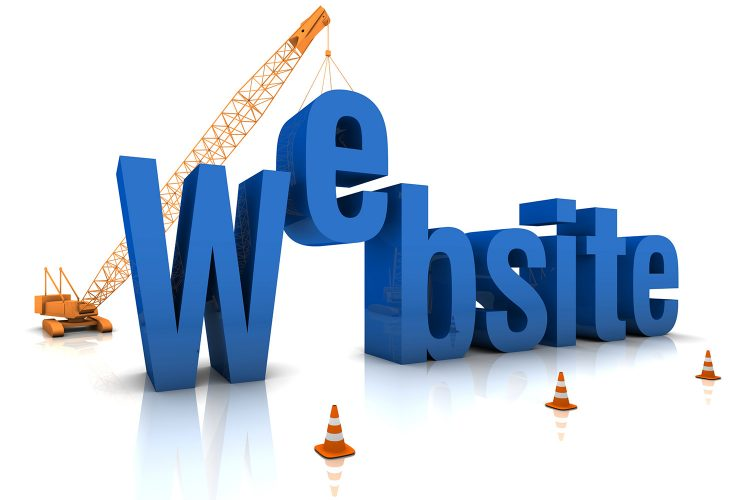 Image of Websites help spread the word, share examples, and expand the market for the service industry